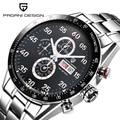 Watch Men 2016 Pagani Design Brand Sport Watch Steel Watches Men Outdoor Military Wristwatch Diver Quartz-Watch Reloj Hombre