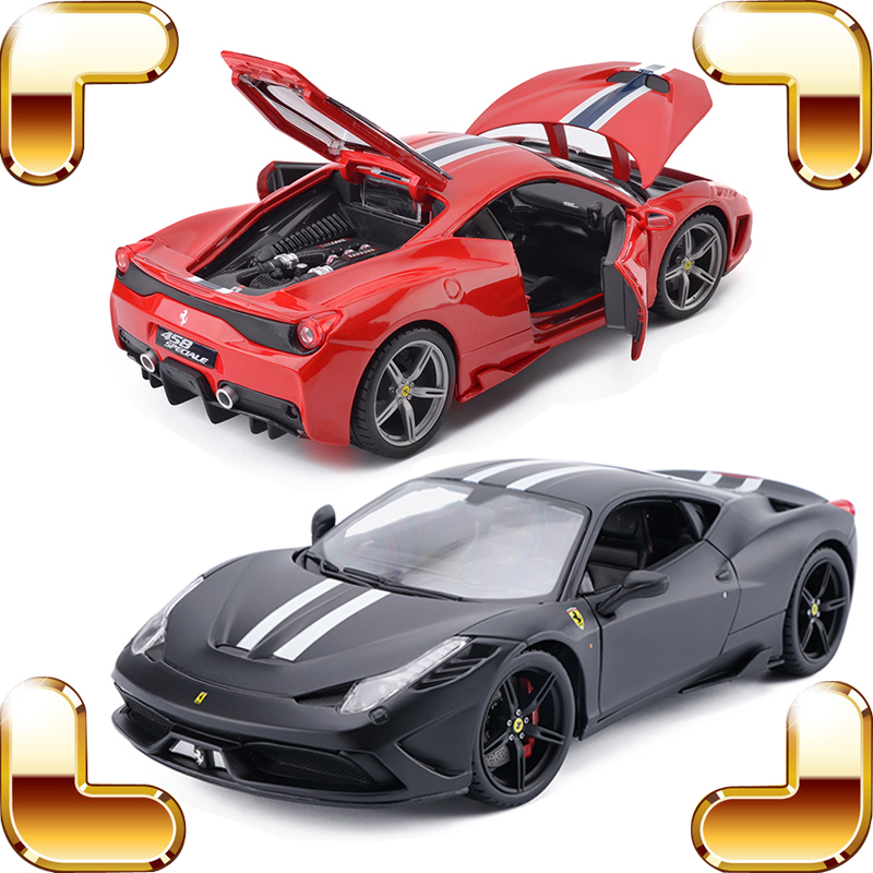 New Coming Luxury Gift 458 SP 1/18 Alloy Model Car Decoration Toys Cars Static Diecast Adult Fans Favour Present Metallic ItemNew Coming Luxury Gift 458 SP 1/18 Alloy Model Car Decoration Toys Cars Static Diecast Adult Fans Favour Present Metallic Item