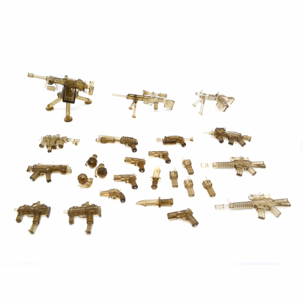 Koolfigure Custom World War 2 Weapon Set for Army Military Figures,Building Toys Accesso ...