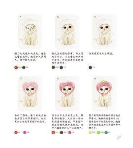 Image 4 - New Hot Trung Quốc màu Màu Nước đáng yêu cát animal tranh vẽ sách cho người lớn
