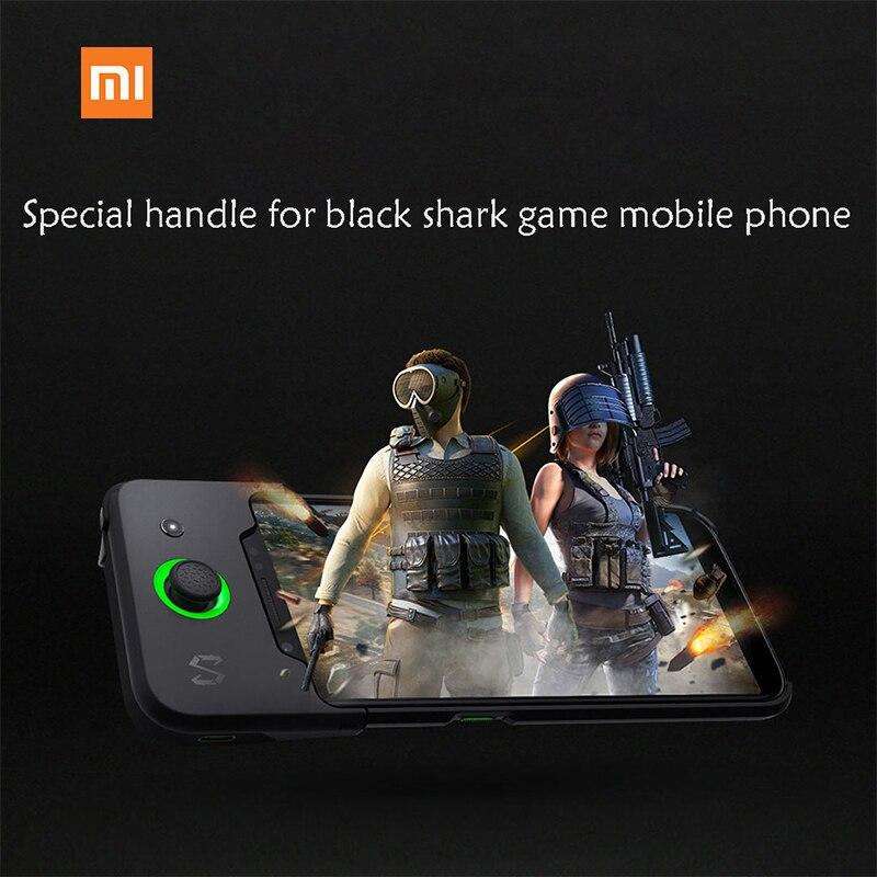 Шт. 1 шт. рокер Xiaomi Черная Акула телефон игровой контроллер Bluetooth подключение поддерживает Android игры две кнопки Акула джойстик Новый