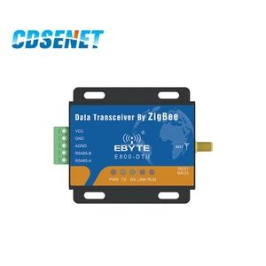 Image 3 - Zigbee Modulo CC2530 RS485 240MHz 20dBm Rete Mesh CDSENET E800 DTU (Z2530 485 20) rete Ad Hoc 2.4GHz Zigbee rf Transceiver