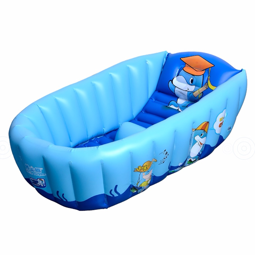 Aliexpress.com : Buy New Arrival Inflatable Baby bathtub Shower Tray ...