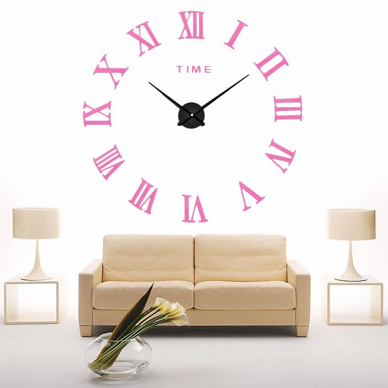 2019 νέα ρολόι ρολόι τοίχου ρολόι reloj de - Διακόσμηση σπιτιού - Φωτογραφία 3