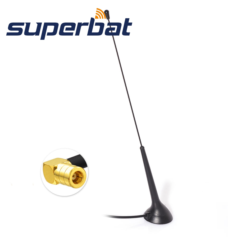 Superbat DAB/DAB+/FM/AM Car Radios Aerial Magnetic Mount DAB Aerial