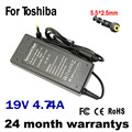 19V 4.74A 5.5*2.5mm 90W For ASUS AC Adapter Power Supply Laptop Charger ADP-90AB ADP-90CD DB A46C M50 X43B S5 W7 F25