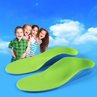 Kids Children Orthopedic Insoles For Children Shoes Flat Foot Arch Support Orthotic Pads Correction Health Feet