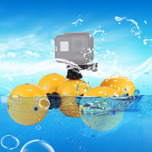 Plastic Buoyancy Ball Water Photography Anti-setting Ball Set for GoPro Buoyancy Ball GP453 Camera Accessories