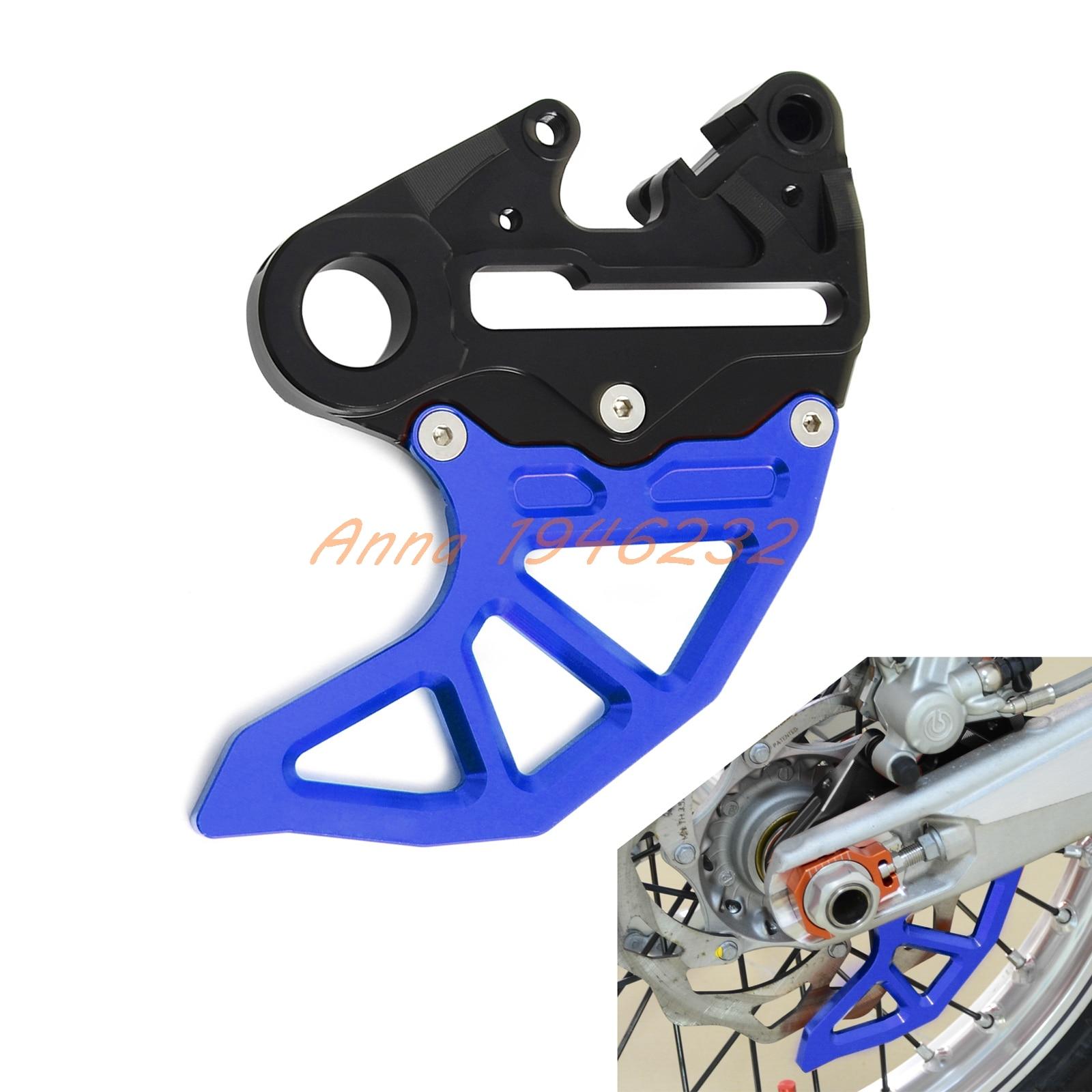 Caliper Support Rear Brake Disc Guard For Husaberg TE 125/250/300 2011-2014 FE/FS/FX 250/350/390/450/501/570 2009-2014