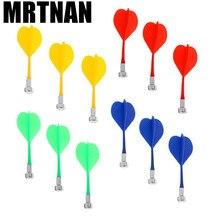 купить 3 / 6PCS four-color plastic wing-shaped syringe darts Nice darts wing magnetic darts disk magnet darts дешево