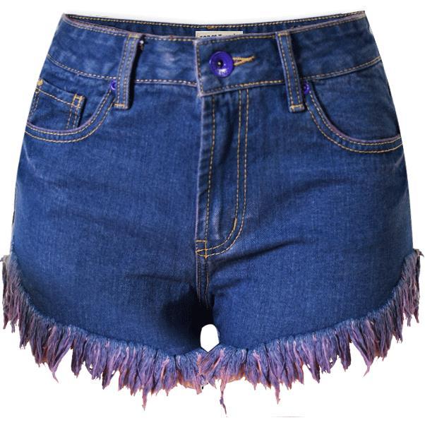 fashion denim shorts women Casual tassel jeans shorts  summer girl hot shorts