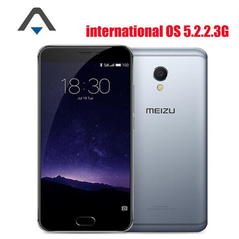 Original MEIZU MX6 FDD 4G LTE Mobile Phone Helio X20 Deca Core 5 5 FHD 1080P