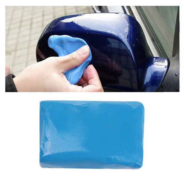 100g Car Wash Magic Clean Clay Auto Vehicle Detailing Car Truck Clean Tools Magic Mud Car Cleaner Car Styling Washing Tools