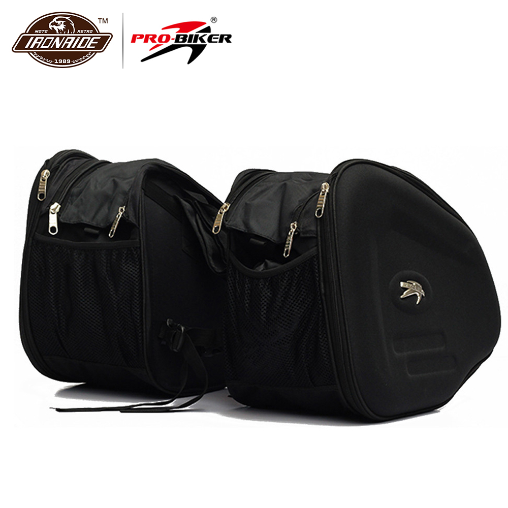 PRO BIKER Motorcycle Racing Tool Tail Bags Multifunction Riding Travel Luggage Motorcycle Tank Bag Bicycle Side Casual Bags