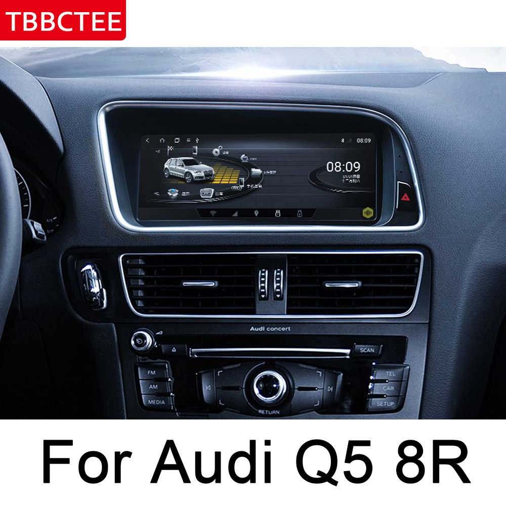 Audi Q5 2017 Android Auto: For Audi Q5 8R 2008~2017 MMI Android Car Multimedia Player