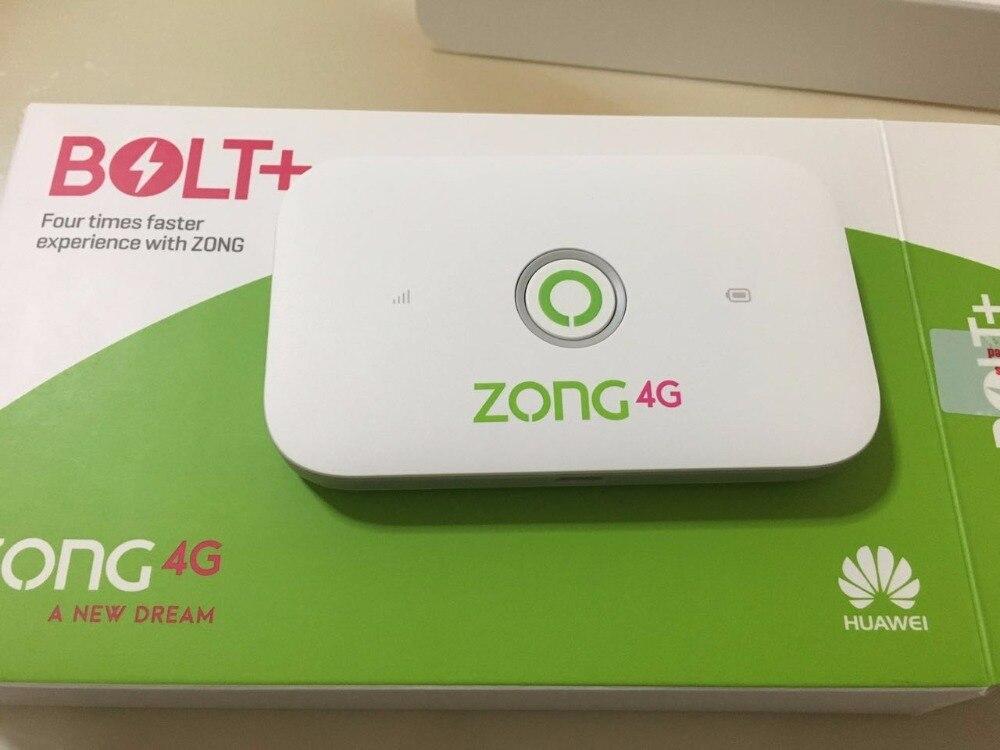 Original débloqué Huawei E5573 E5573cs-322 150 Mbps 4G Modem Dongle Lte Wifi routeur de poche Hotspot Mobile