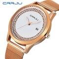 Women Watches Top Brand  Stainless Steel Band Mesh belt Quartz Watch Ladies Wristwatch High Quality Luxury Watch Relogio Feminin