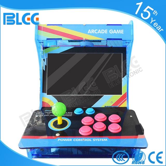 10.4u0027u0027 Inch Mini Arcade Game Machine 60 In 1 Cocktail Table Machine Build In