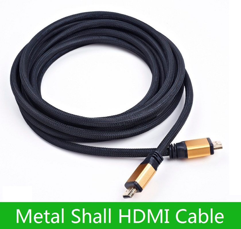 HDMI HD line cable TV HD version 2.0 digital projection line computer connected TV shows 4 k * 2 k 1080 p