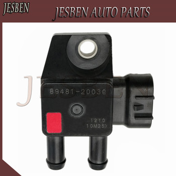 Brand New 89481-20030 DPS Differential Pressure Sensor Fit For Toyota Avensis Verso 1AD-FTV 2AD-FHV 2008-2012 NO# 8948120030
