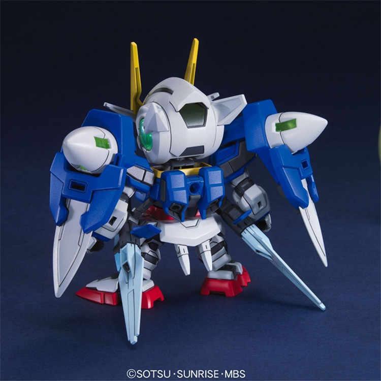 Bandai SD BB 316 00 Gundam Mobil Takım Elbise Monte Model Kitleri Aksiyon Figürleri çocuk oyuncakları