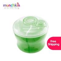 Munchkin Milk Powder Formula Dispenser Free Shipping Colors Random Send Baby Kid High Quality Milk Powder