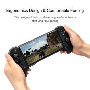 Image 4 - Controlador telescópico sem fio telescópico sem fio bluetooth do jogo móvel do jogo de bluetooth do controlador do jogo móvel para o telefone android