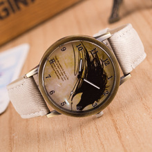 reloj mujer 2016 Newest Jeans Strap Style Fahsion Casual Wristwatches Cowboy Brand New Watch For Men And Ladies