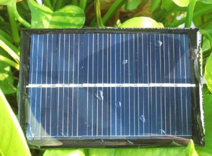 Smart Poly Module DIY Solar Panel Battery Charger with USB Cable 6V 0.6W for Power Bank Supply Waterproof Mini Hot Sale