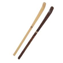 180*10*10 мм деревянная кухонная утварь чайная посуда гаджет для специй чайный лист матча палочки ложка чайная посуда черный бамбук кухонный инструмент