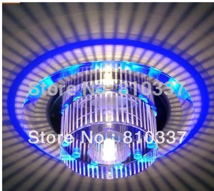 led crystal Ceiling Lights porch hallway lights round corridor porch lamp simple balcony lighting TA05 220v 110v 85 265v stainless steel ceiling lights entrance porch corridor lighting light scene lighting