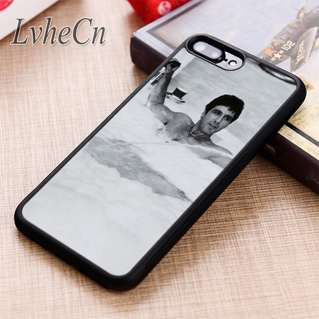 Scarface Al Pacino iPhone iPad Galaxy HTC LG Xperia Mobile ... |Scarface Phone Case
