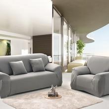 Grau Sofa Möbel Schutz, Sofa engen wickelkleid all-inclusive rutschfeste sofa decken elastischen sofa handtuch