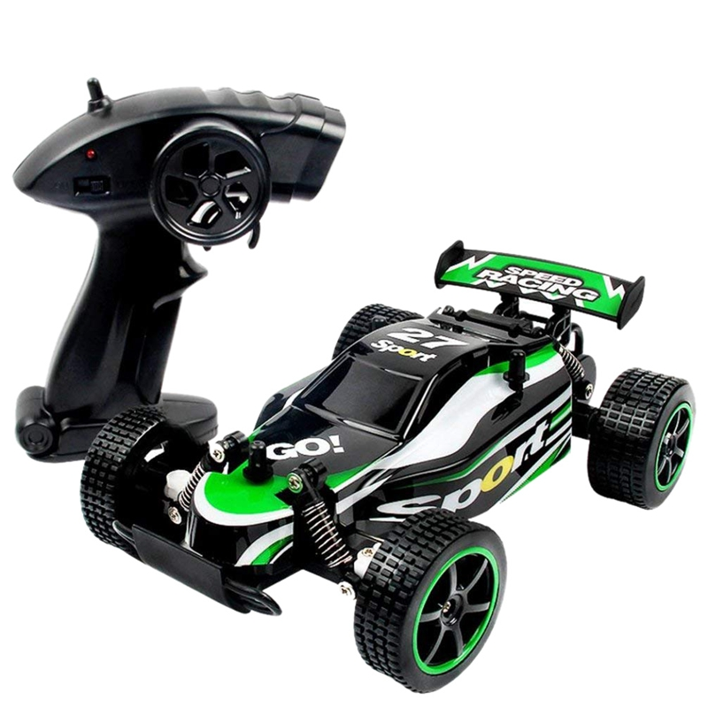 1: 20 2.4GHZ 2WD Radio Remote Control Off Road <font><b>RC</b></font> RTR <font><b>Racing</b></font> <font><b>Car</b></font> <font><b>Truck</b></font> GN image
