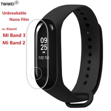 3D Screen Protector Film For Xiaomi Mi Band 3 2 Protective Film for Xiaomi Mi Band 3 2 MiBand 3 2 Screen Protector Cover Foil romanson tl 0334 mj wh rim