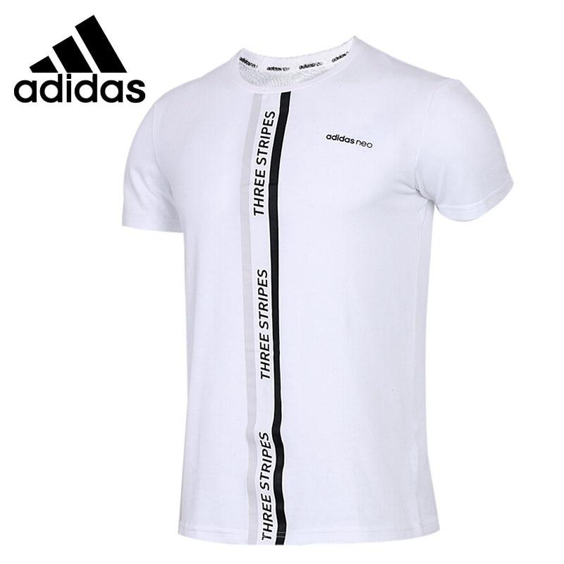 Original New Arrival 2018 Adidas NEO Label FAV TSHIRT Men's T-shirts short sleeve Sportswear original new arrival 2018 adidas neo label w cs plts tee women s t shirts short sleeve sportswear