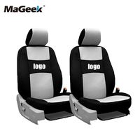2 Front Seat Universal Car Seat Covers For Mitsubish ASX Lancer SPORT EX Zinger FORTIS Outlander