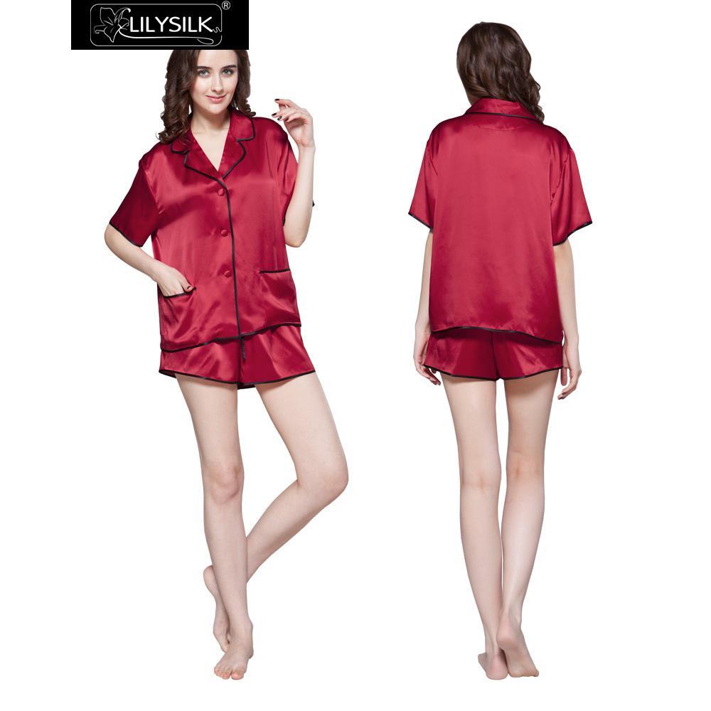 1000-claret-22-momme-contra-short-silk-pyjamas-set