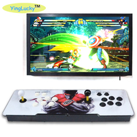 1299 in 1 Box 5s Arcade Game Console 1388 in 1 Retro Gaming Machine Double Arcade Joystick Buttons VGA/HDMI Output