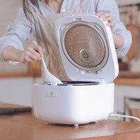 Xiao mi jia mi IH умная электрическая рисоварка 3L сплав чугун IH Отопление Давление плита приложение дистанционное управление бытовая техника