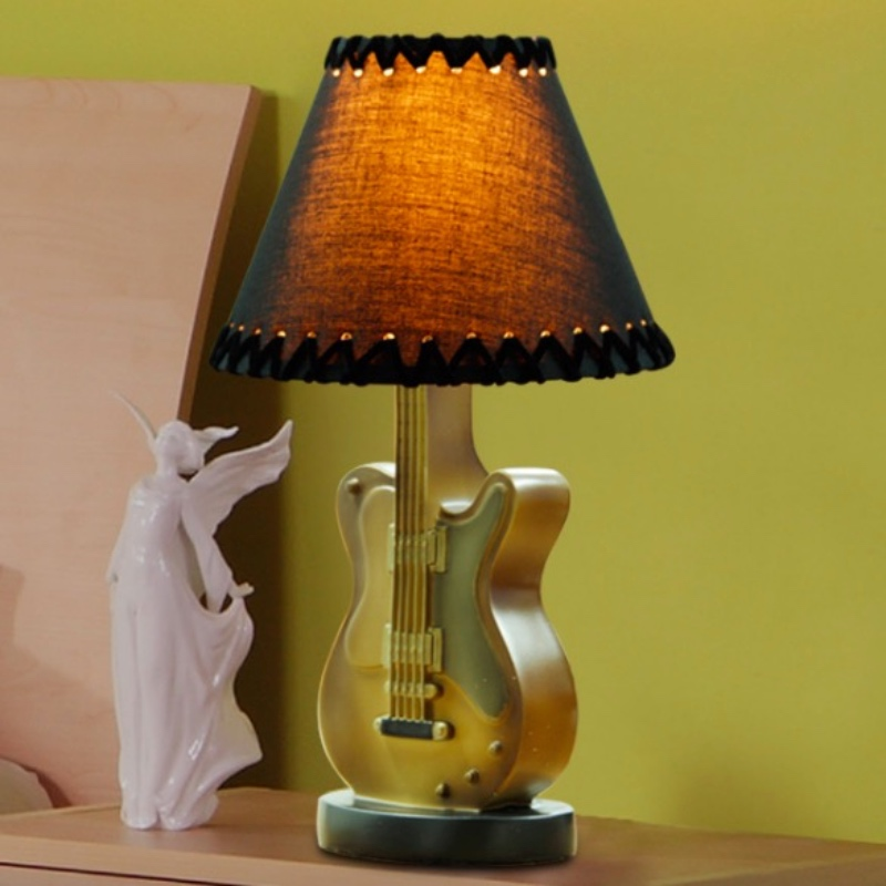 Buy guitar table lamp and get free shipping on aliexpress aloadofball Image collections