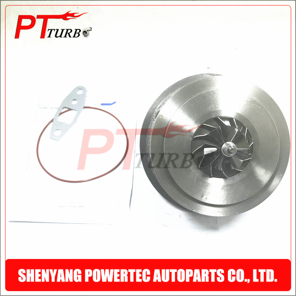 Turbocharger turbo GTC1224VZ cartridge core CHRA for VW Golf VI Jetta V Passat B6 Polo V 1.6 TDI CAYC 105HP 2009- 775517-0002 turbocharger garrett turbo chra core gt2052v 710415 710415 0003s 7781436 7780199d 93171646 860049 for opel omega b 2 5 dti 110kw