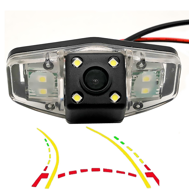 Car Rear View Reversing Backup Camera For Honda Accord Pilot Civic Odyssey Acura