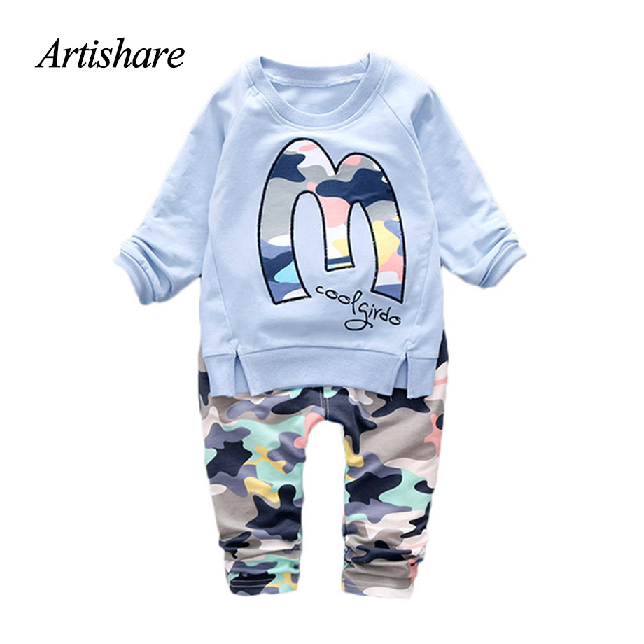 Artishare Spring Kids Clothes M Printed Shirts