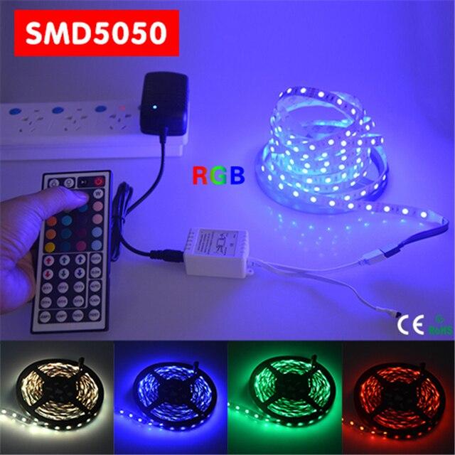 Ultra brillante ip65 impermeable luz led tira flexible - Tiras luces led ...