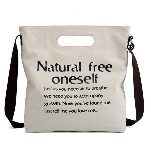 da77ef0f1a3b summer bags 2018 woman canvas handbag casual bolsos tote crossbody sling  bags for men printed handbags korean messenger bag lady