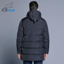 ICEbear  Top Quality Warm Men's Warm Parka