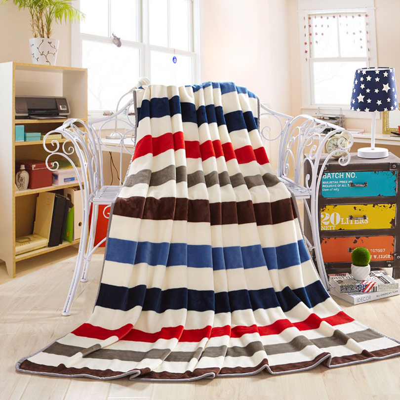 queen king size blanket super soft warm winter blanket throws on bed or sofa multiple choices - King Size Blanket