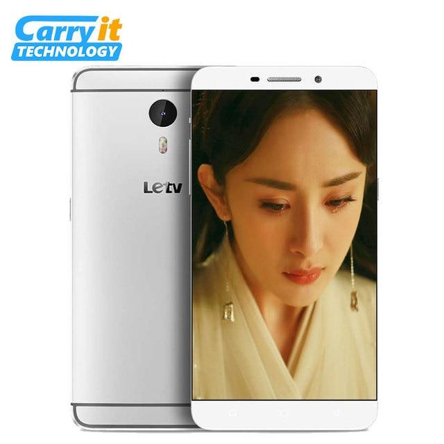 "Original Letv LeEco Le 1 Pro Le One Pro X800 Mobile Phone 4G 64G 5.5"" 2560*1440 Octa Core Snapdragon 810 13.0MP Android"