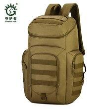 Männer taschen nylon rucksack Taschen 40 l tourist wasserdicht military high grade 17 zoll laptop tasche tragen-wider Mode camouflage
